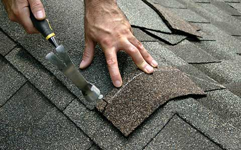 Residential Roof Repair